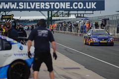 BTCC Silverstone 2014