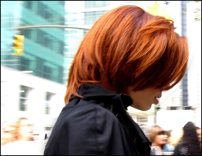 red head ol