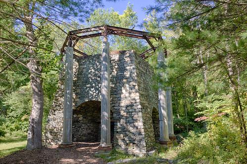 newyork abandoned ruins iron industrial unitedstates furnace lakeville tuxedopark sterlingforest