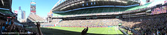 Sounders vs Chivas USA panorama