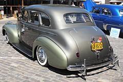 1940 Chevrolet Special Deluxe 4 Door Sedan (Custom) '6B 55 53' 7