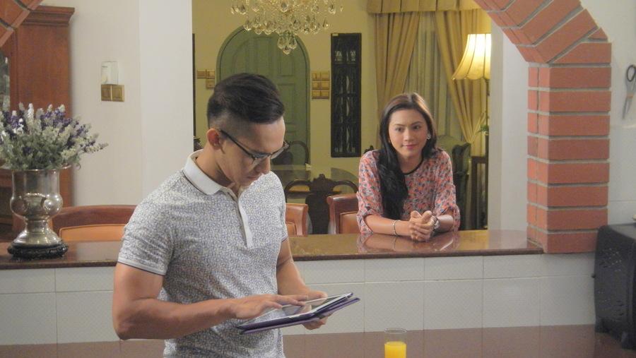 Kim dan Sharifah Lira