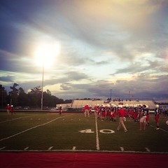Week 5 - Lebanon High School at Cookeville High School!!