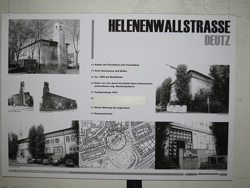 Köln, Denkmaltag Ausstellung des Kölner Festungsmuseums