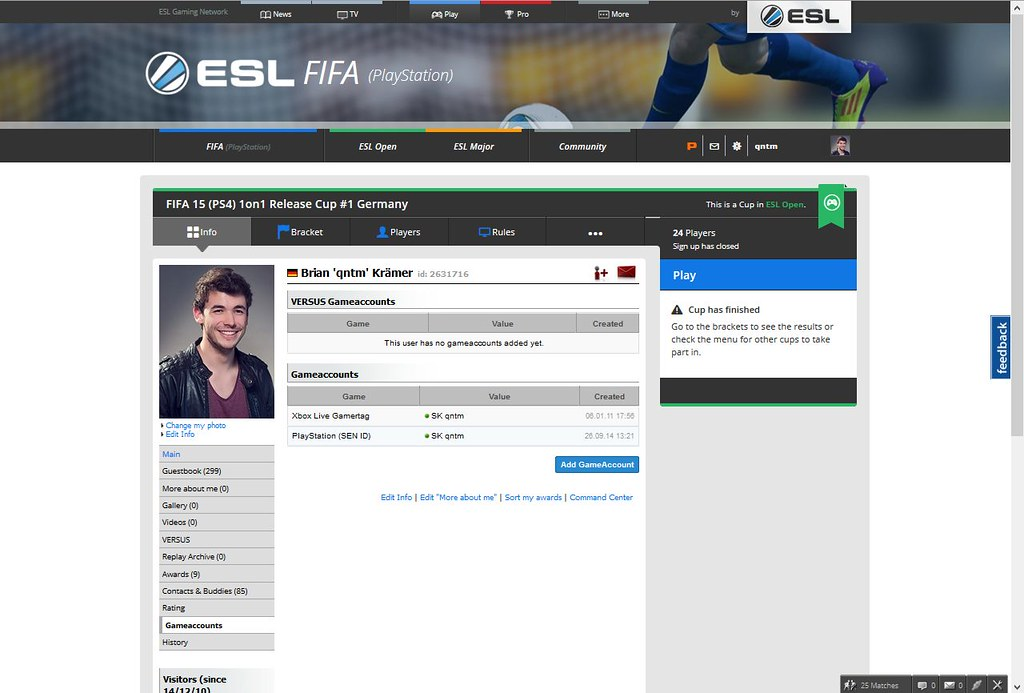 ESL FIFA 4
