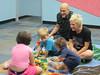 Read! Build! Play! @ Harrington Library 9/27/14