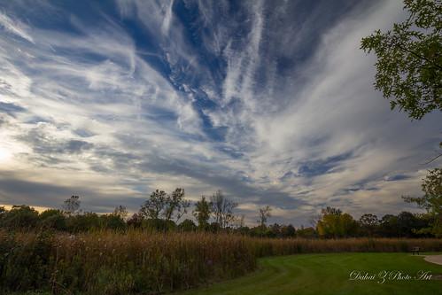 sunset clouds evening lakecounty cpl canonefs1022usm canoneos60d halfdayforestpreserve autumn2014