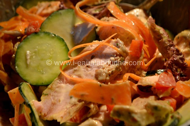 Pita au Poulet en Salade © Ana Luthi Tous droits réservés 012_GF