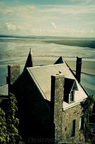 Mont Saint Michel ~ The Pilgrims Route