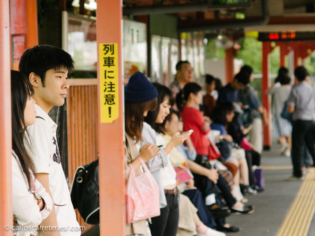 Estación de Inari - Kioto
