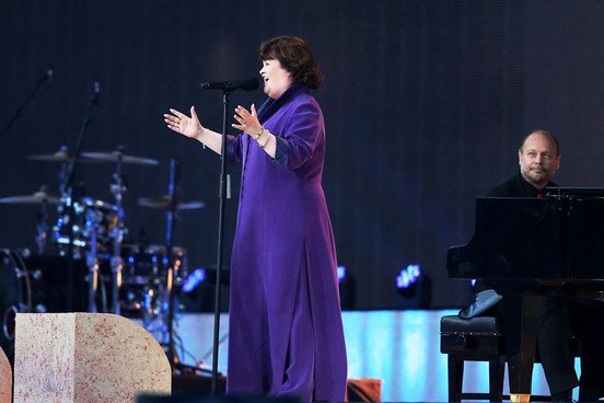Сьюзан Бойл считает, что поклонники Джона Леннона раскритикуют ее за кавер «Imagine»