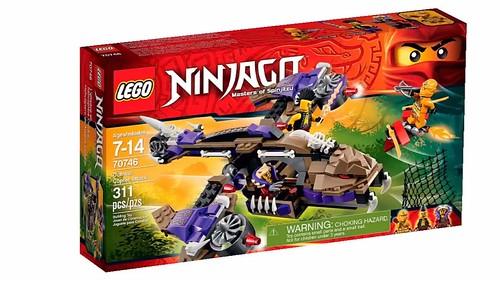 LEGO Ninjago 70746