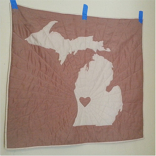 michigan quilt