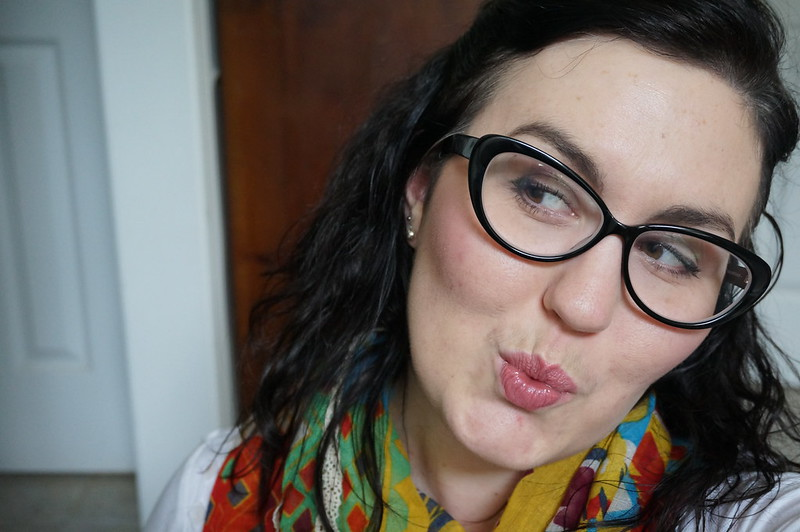 BonLook Review: A Tale of Two Glasses by popular North Carolina style blogger Rebecca Lately