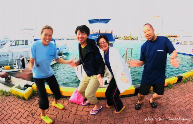 本日の集合写真♪ 2014/10/02