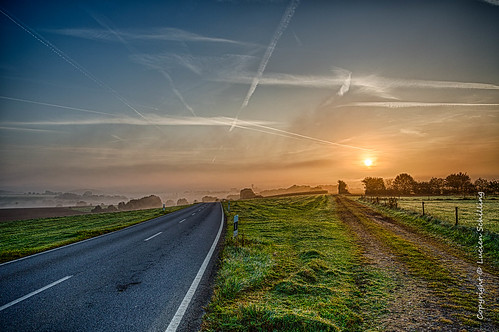 street morning sunrise luxembourg limpach type|misty
