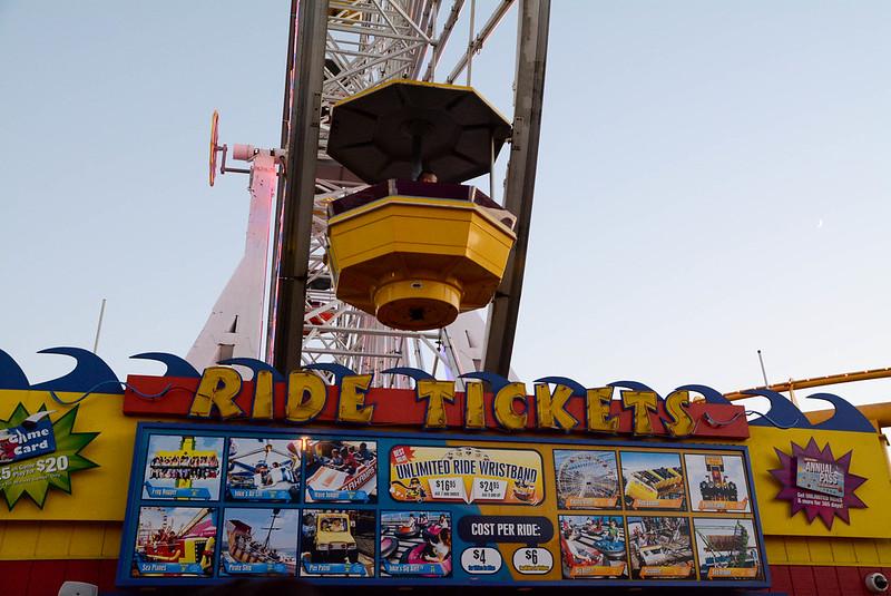 Ride Tickets