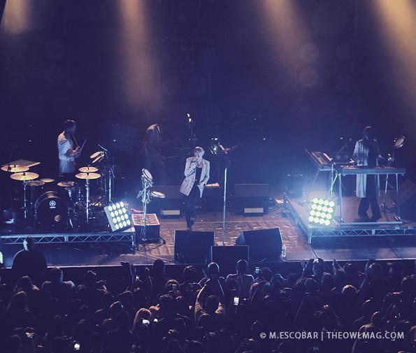 La Roux @ Fonda Theatre 9/23/14
