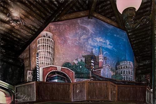 Image of Venice Display at Epcot World Showcase