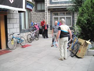 Lhasa bike assembly