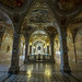 Underground of Salerno Cathedral called Duomo