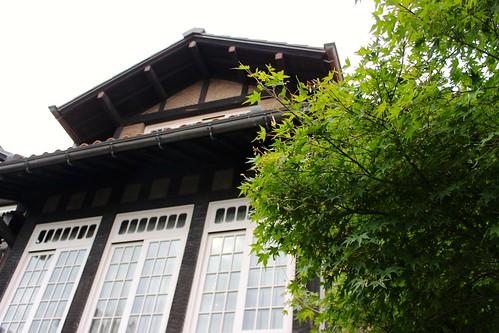 京都:大山崎山荘(2014.10.4)