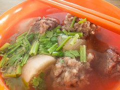 031牛腩汤,beef brisket soup