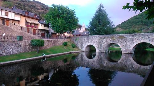 Camino de Santiago - Molinaseca