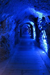 Tamina - The Blue Tunnel