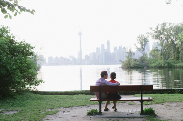Celine Kim Photography Toronto Islands engagement session -14