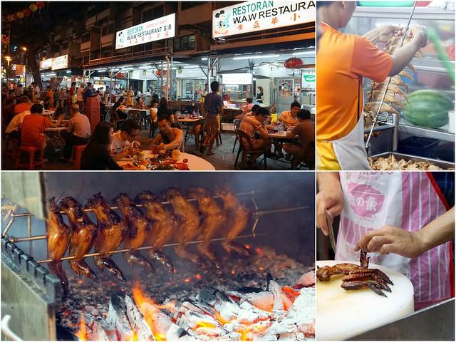 ZAFIGO - Jalan Alor - dinner