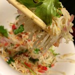 Aroi Cork Restaurant opening night. Asian Thai street food with local ingredients.