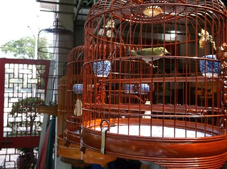 Kowloon bird cage