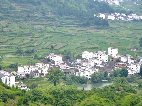 Jiangxi-Wuyuan-Montagnes et lac (20)