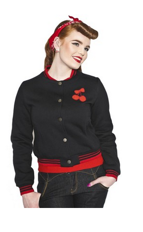Cherry jacket