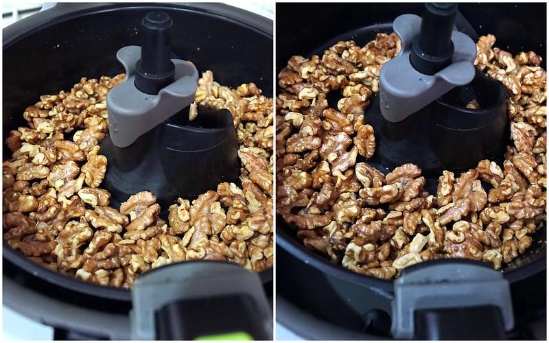 Tefal Actifry - Roasting nuts-003