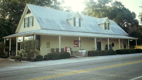 Old Store in Silverhill, Alabama
