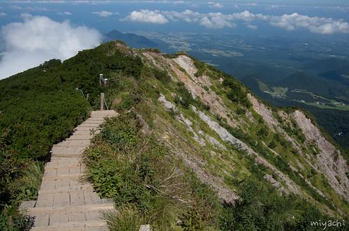 【149-151日目】鳥取大山を登頂(鳥取)