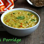Oats Savory Porridge