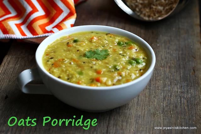 Oats-porridge