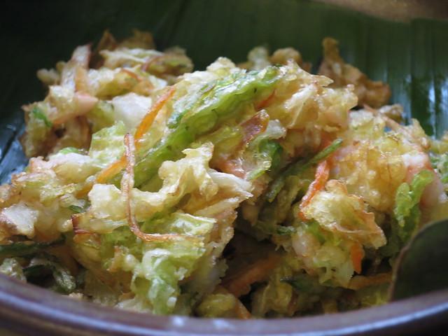 IMG_1298: Ukoy from Amy Besa at Maya Kitchen