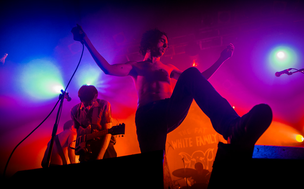 The Fat White Family @ Electric Ballroom, London 18/09/14