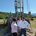 Perforación de nuevos pozos para municipios del Río Sonora. por Guillermo Padrés Elías