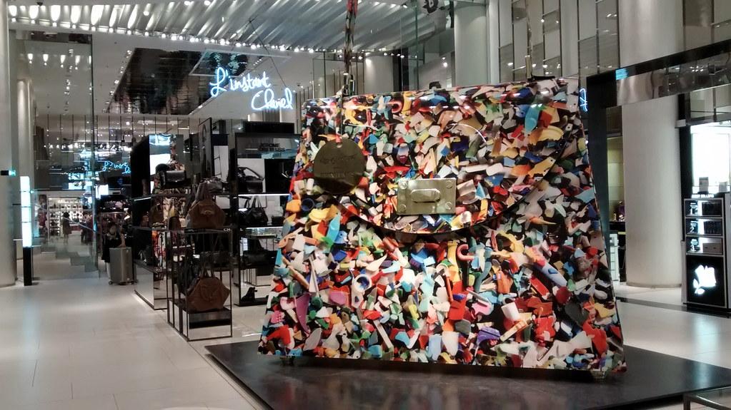 PARIGI-Galeries Lafayette