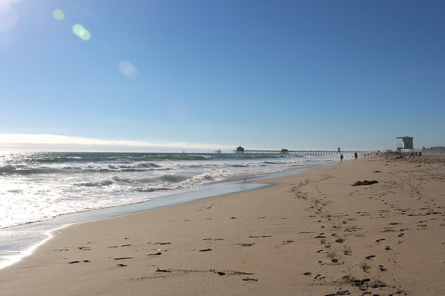 pacific-ocean-huntington-beach-california