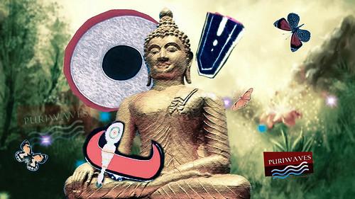 Budha Sarira Jay Jagadisha Hare HD Wallpaper