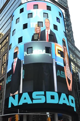 2014 TIPRO NASDAQ Market Closing Ceremony