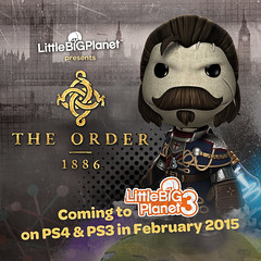 LittleBigPlanet 3: The Order