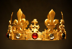France-001310 - Gold Crown