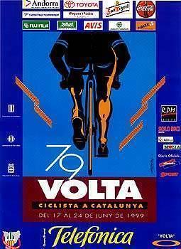 Volta Ciclista a Catalunya 1999